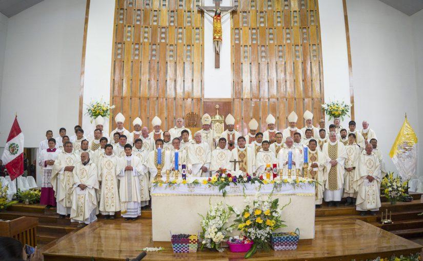 Misa de Acción de gracias 60 Aniversario de la Prelatura